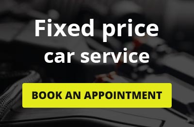 fixed price car service
