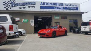 car service Springvale South